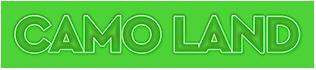 Camo Land Podcast Logo
